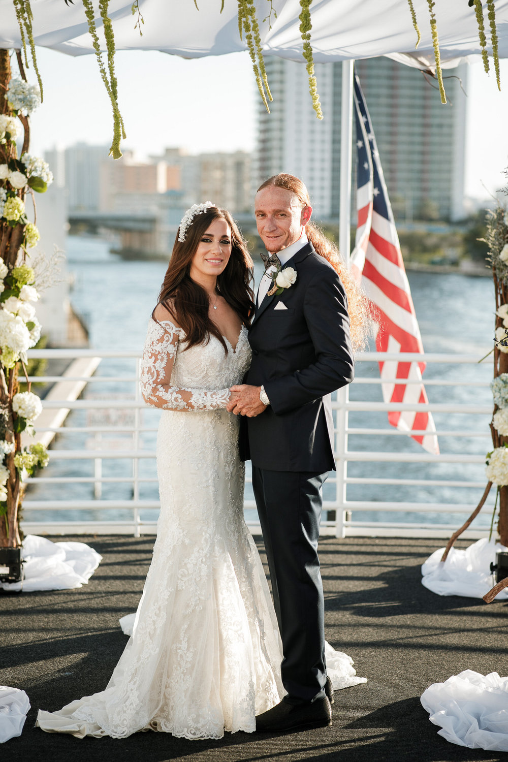 VIEW MORE - RACHEL & KEVIN | WEDDING ABOARD THE GRAND FLORIDAN HOLLYWOOD,  FLORIDA