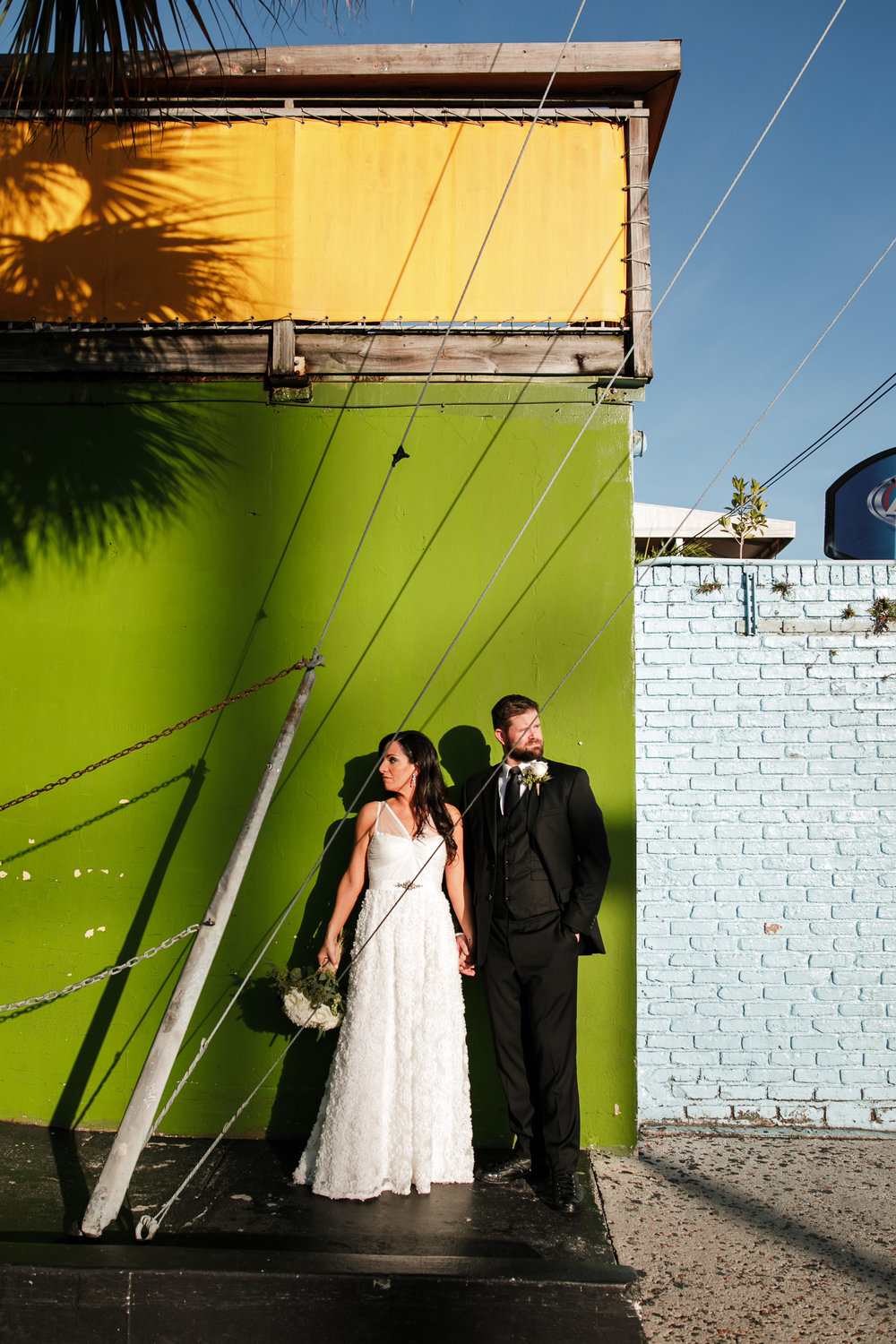 VIEW MORE - DEENA & PHIL | WEDDING AT STACHE WHISKY DEN, FORT LAUDERDALE FLORIDA