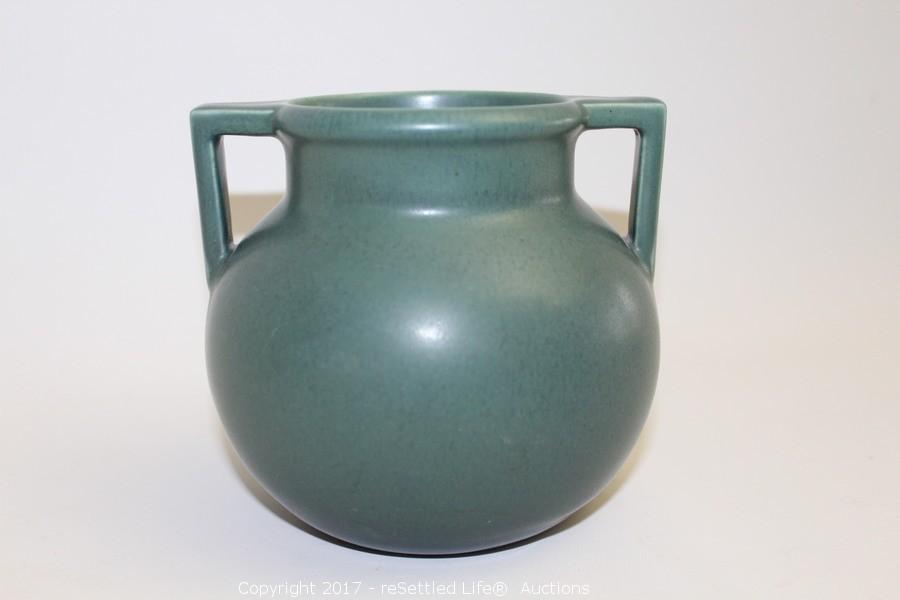 Resettling Lifes Treasures Rookwood Pottery Resettled Life
