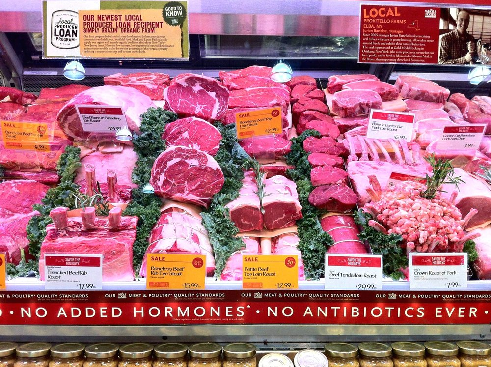 whole foods market grass-fed beef