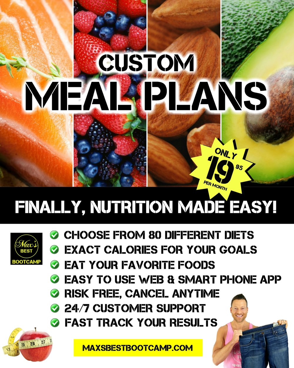 Maxs Best Bootcamp Custom Meal Plan flyer 1.jpg