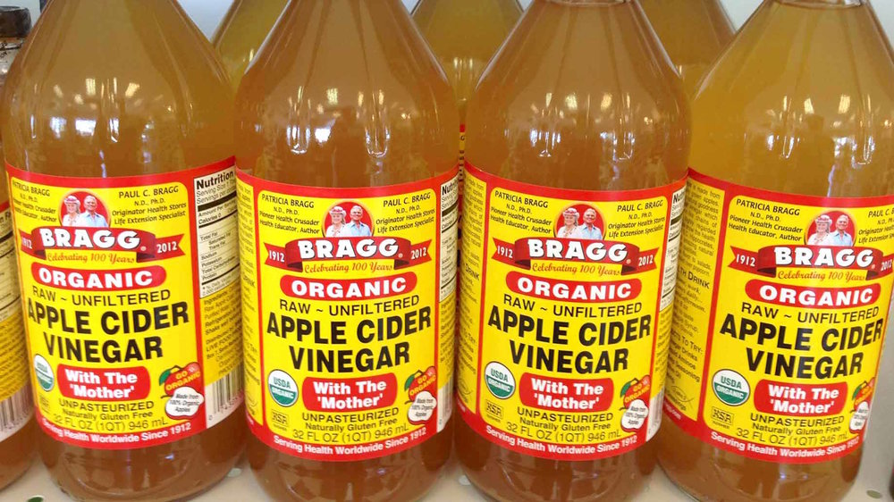 Make sure your apple cider vinegar label says these 4 things! Raw, organic, unfiltered, unrefined.