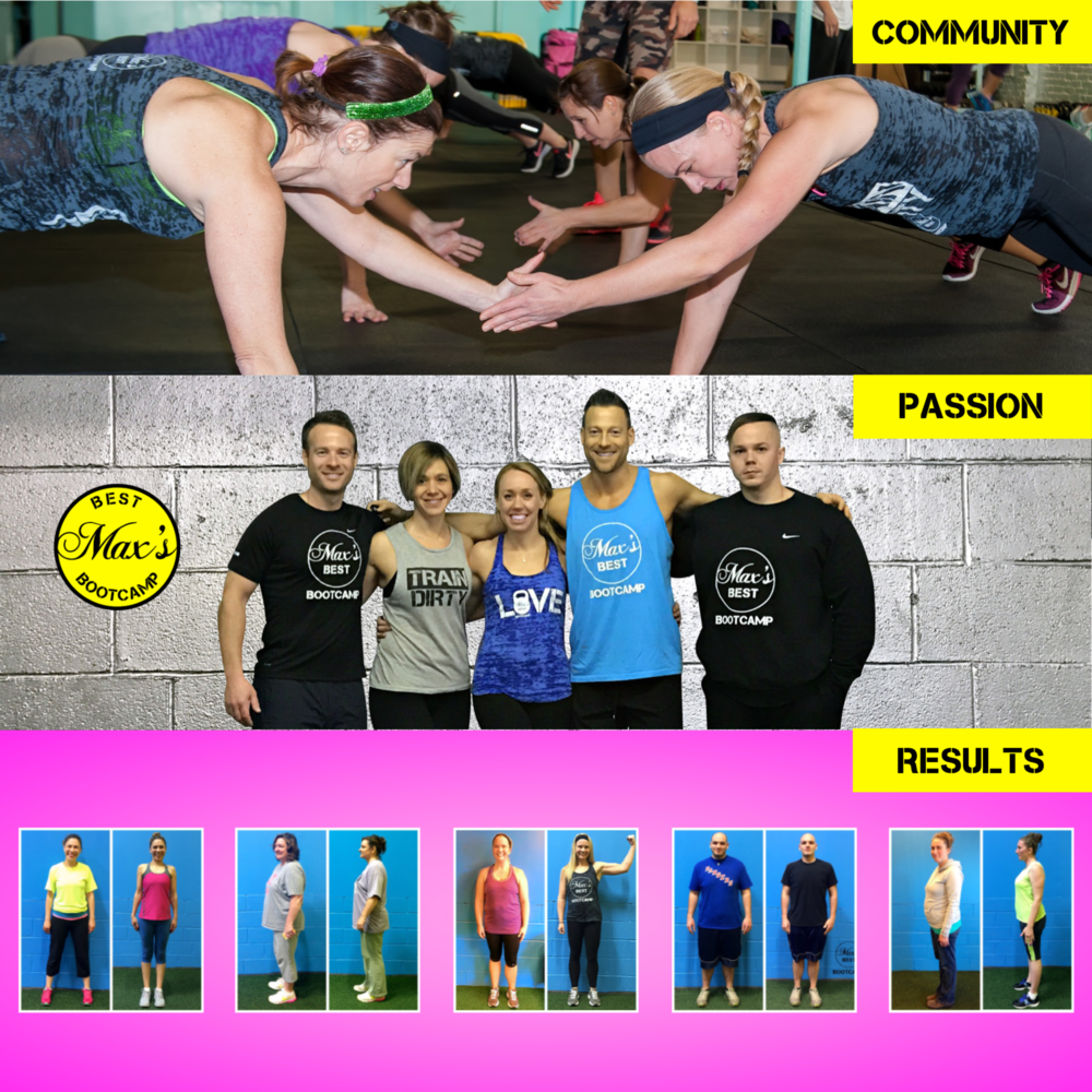 maxs best bootcamp danbury ct results