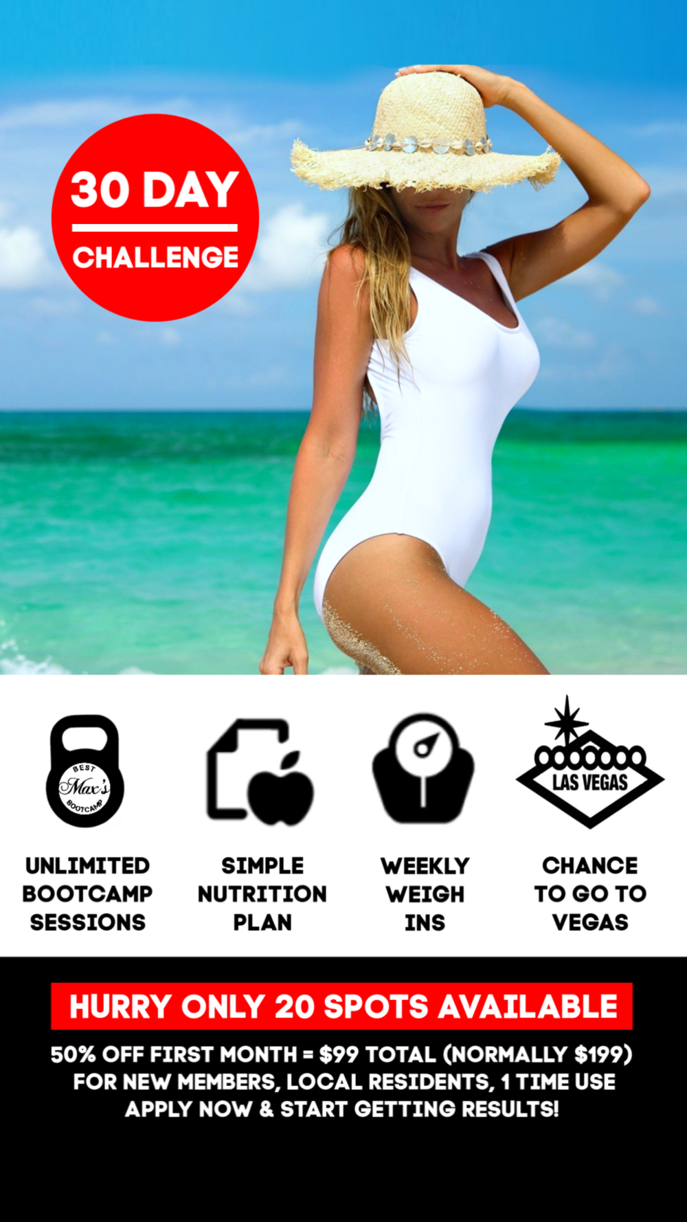 30 day fitness challenge max best boot camp danbury ct