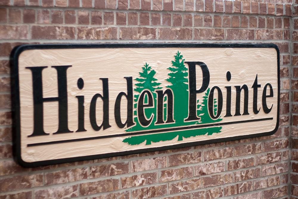 Hidden Pointe Apartments for rent