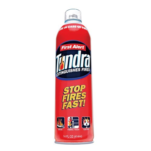 Tundra Fire Extinguisher Aerosol Spray
