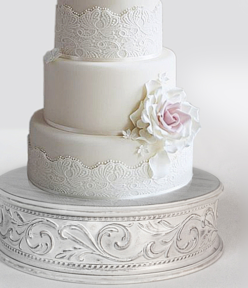 wedding cake stands crafted in the u s a rh weddingfads com