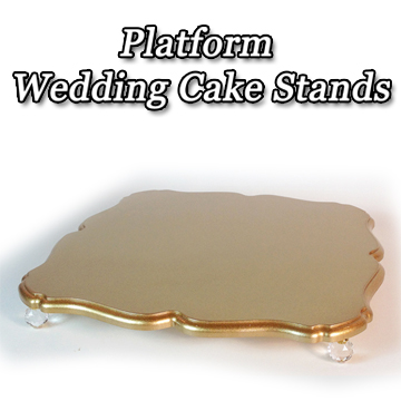 Footed Cake Stands