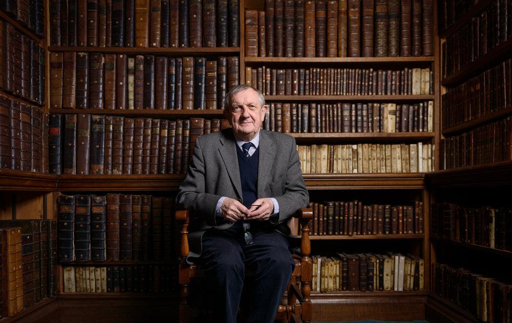 Prof Eamon Duffy