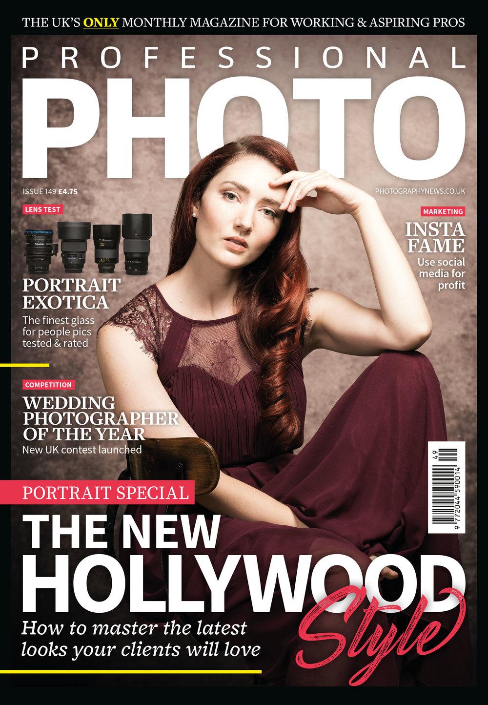 For Professional Photo magazine