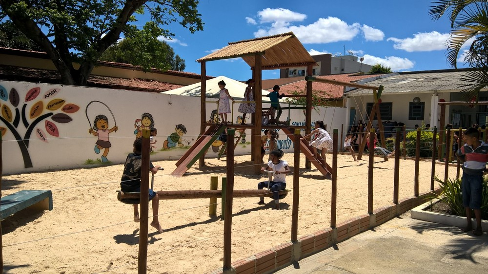 SCC built this playground with a generous gift from Java Jacket.