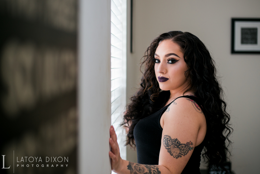 Greenville SC Wedding and Portrait Photographer Latoya Dixon
