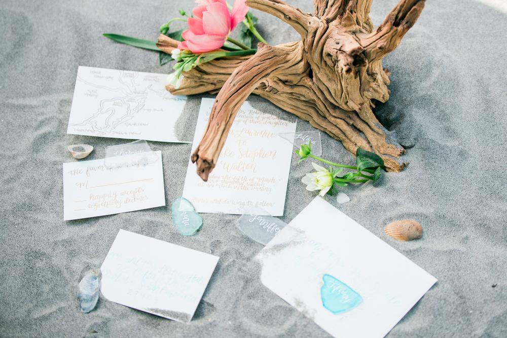 Invitations by  Lauren Perry Studio