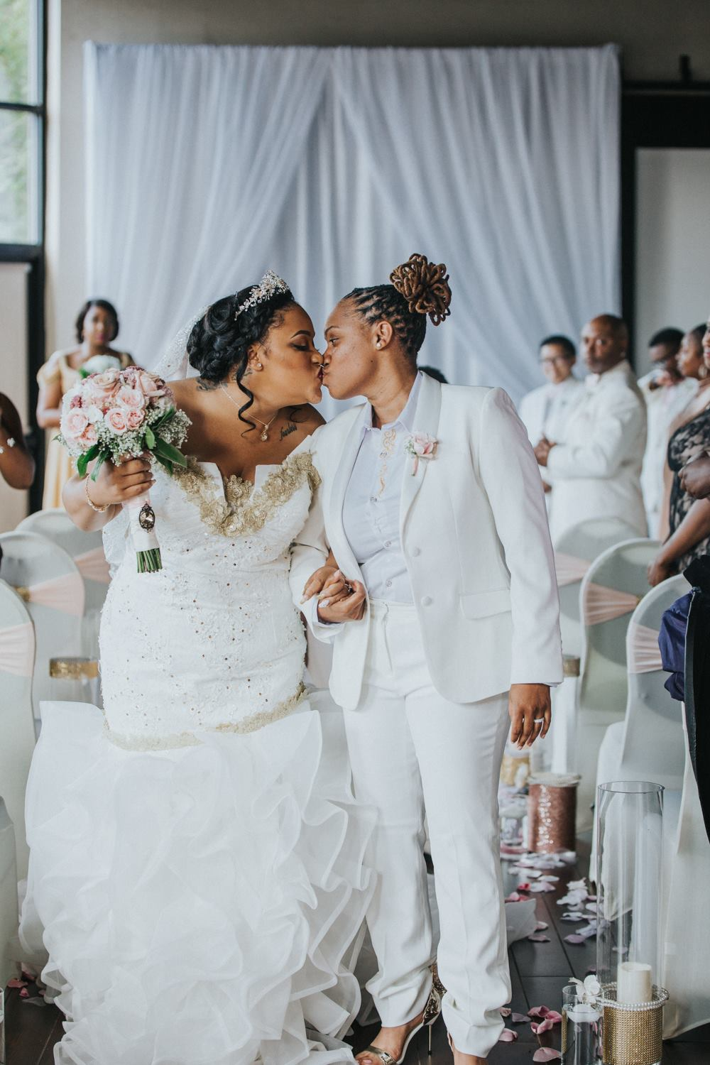 best same sex lgbtq wedding photographer latoya dixon photography