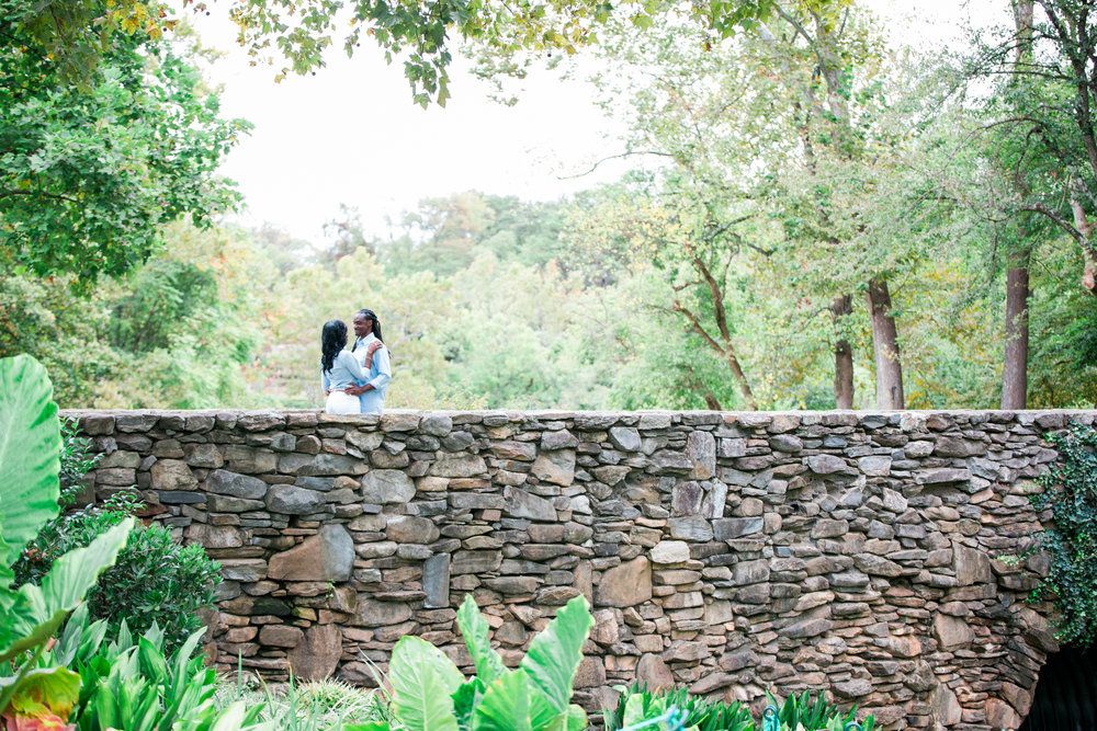 falls park on the reedy engagement photos latoya dixon photography