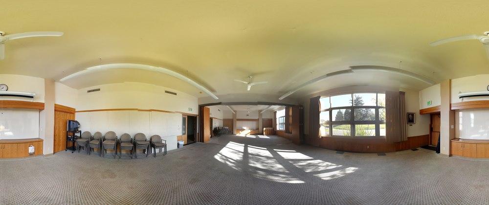 Nagle Hall 360° Panorama