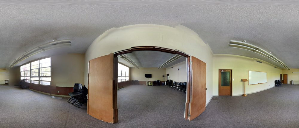 Library A/B 360° Panorama