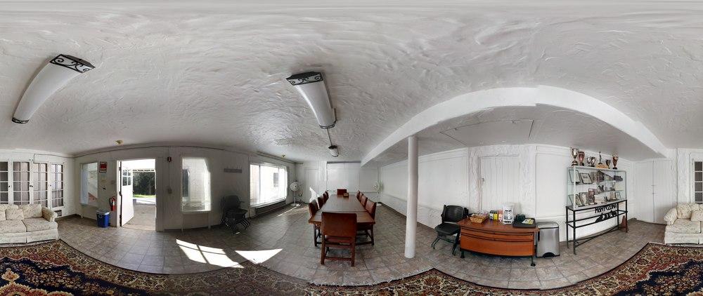 Montezuma hall 360° panorama