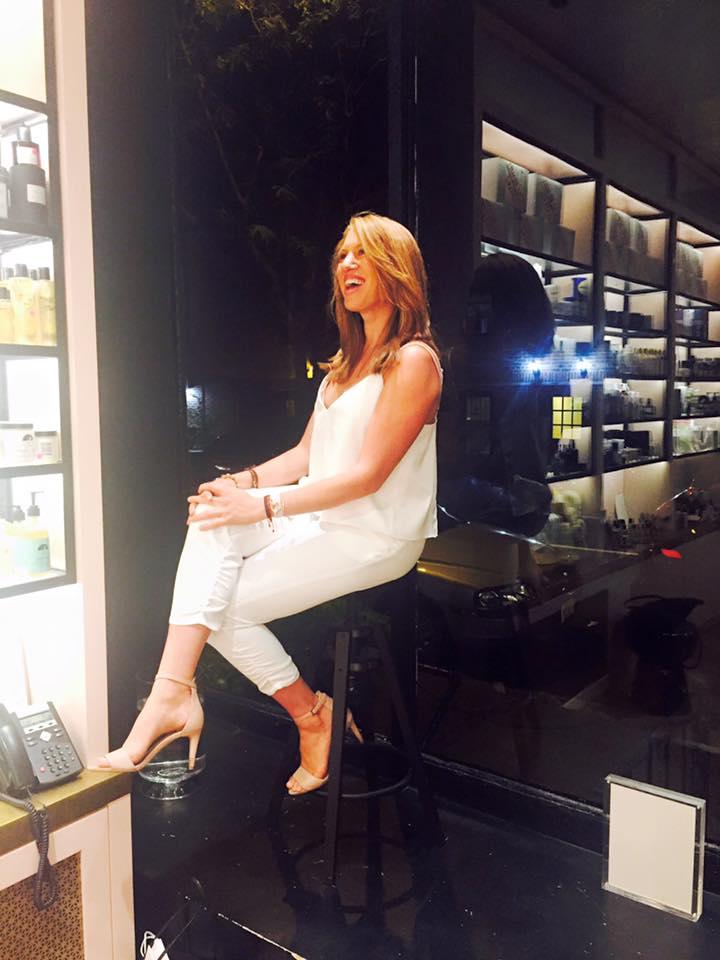 Fern Olivia at CAP Beauty