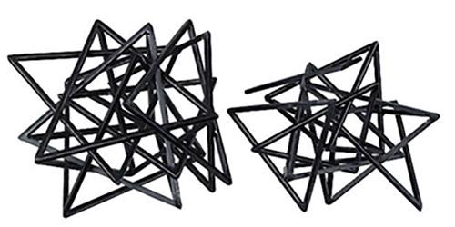 Daitaro Sculpture <nobr>(Set of 2)</nobr>