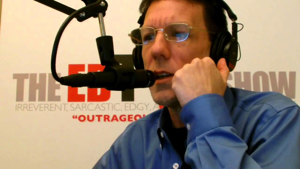 Award Winning Ed Tyll Show daily on over 40 Local AM FM Stations across America  | StarcomRadioNetwork.com