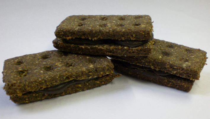 Mrs Bishops 'Pawbon Biscuits'