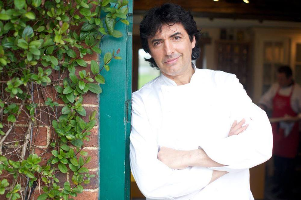 Jean-Christophe Novelli, will appear on April 30th within the Prestwold Hall grounds.