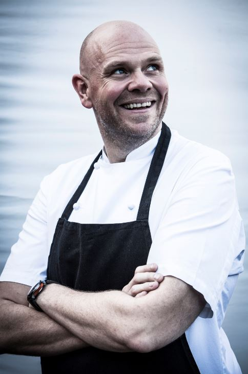 Tom Kerridge.