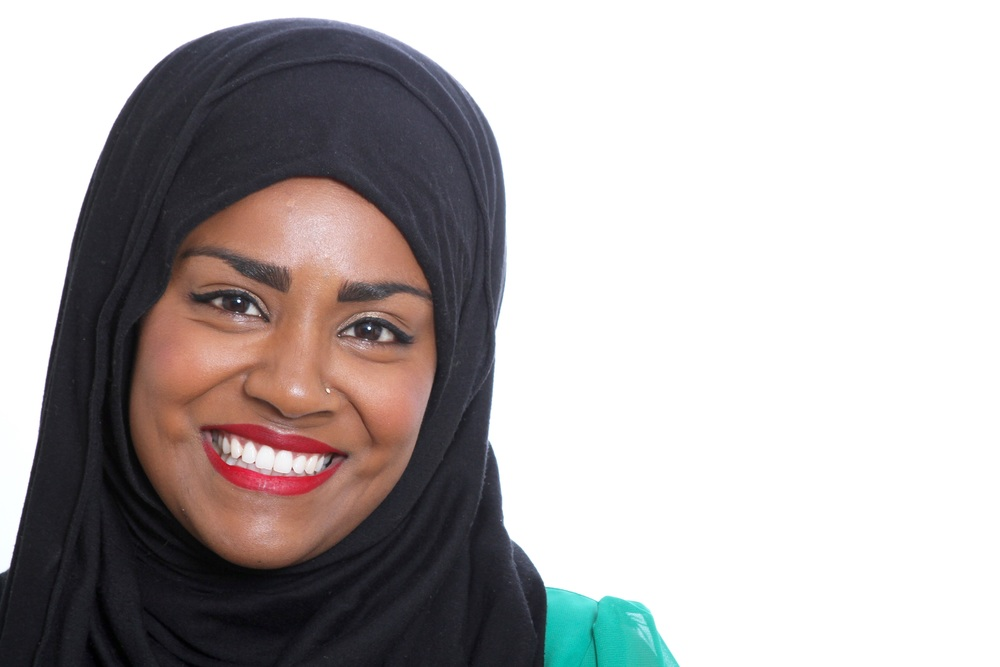 Nadiya Hussain.