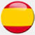 Drapeau espagnol rond gris.jpg