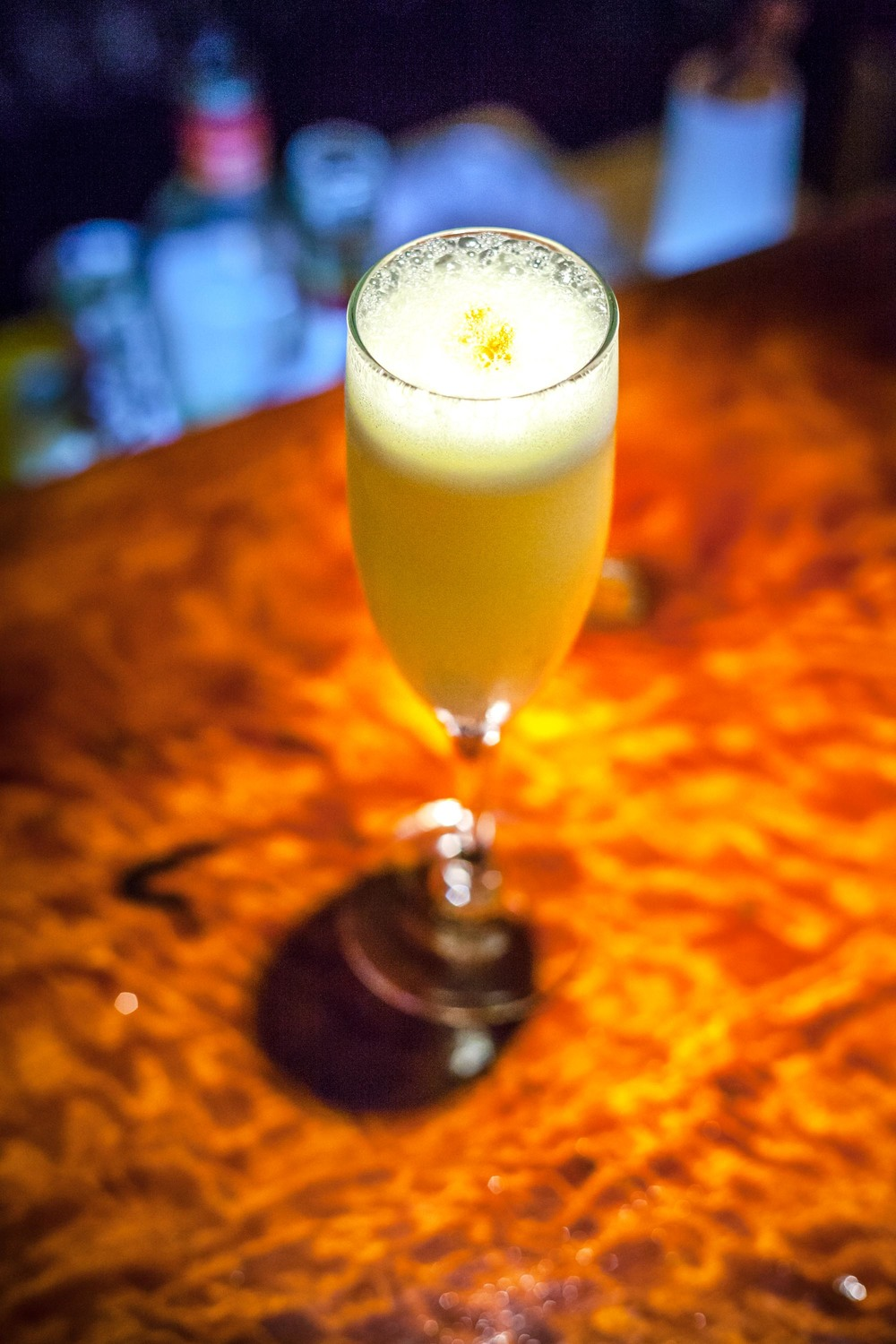 The famous  PISCO SOUR