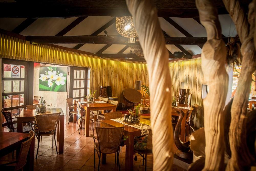 île de Pâques - Restaurant Kanahau