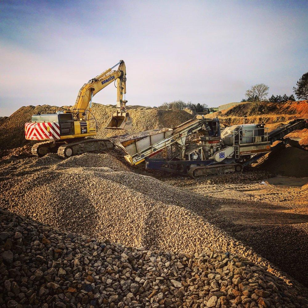 360 Excavator operators