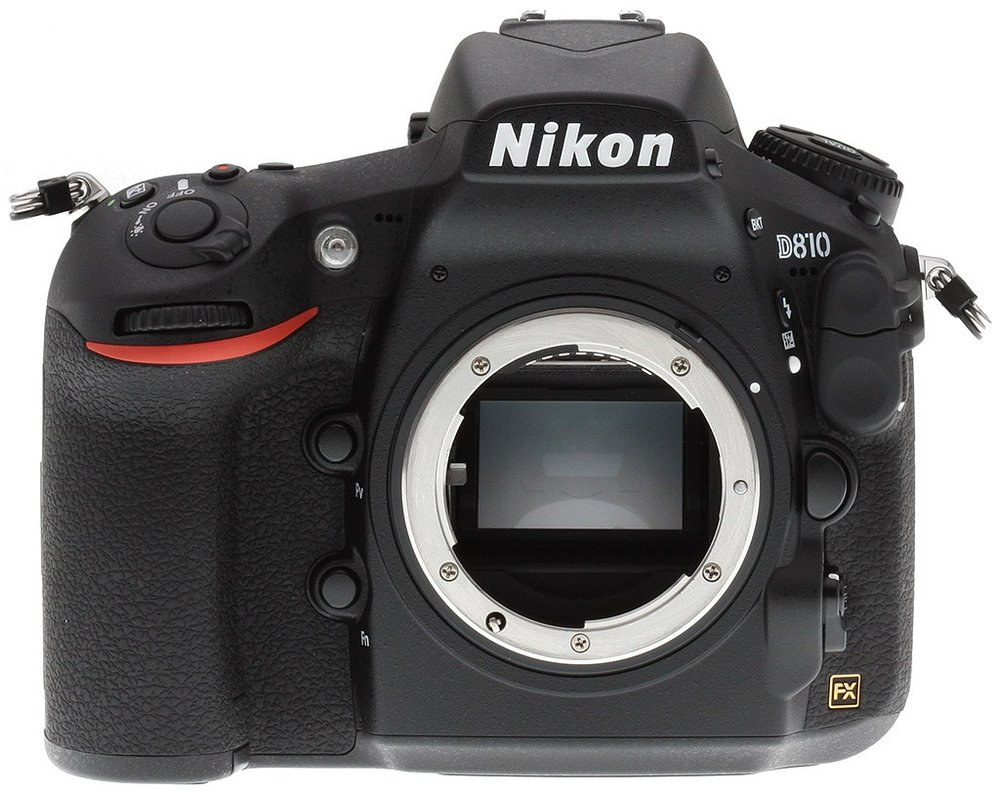 Nikon D810 Body in the Nikon D750 vs D810 comparison