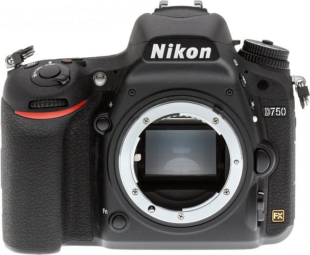 Nikon D750 Body in the Nikon D750 vs D810 comparison