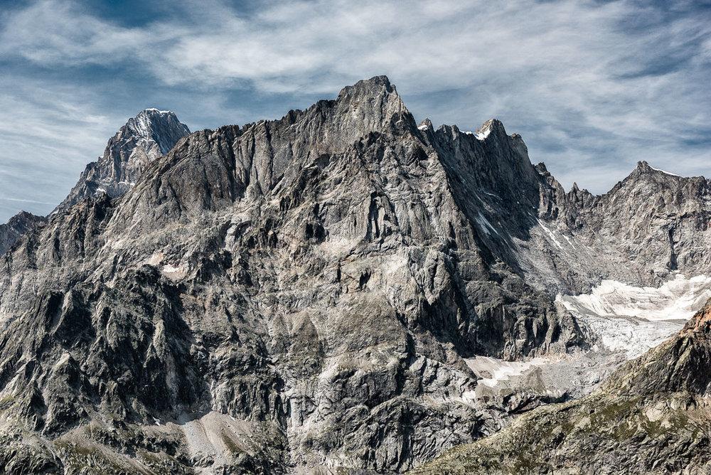 Tri-Nation Rockface, Switzerland, Italy, France - Nikon D810 | Nikon 24-70 f/2.8 | 62mm f/8 1/250 ISO 160 | B+W Käsemann  Circular Polariser