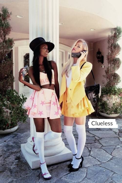 Clueless Costume