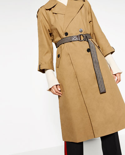 Traditional Trench