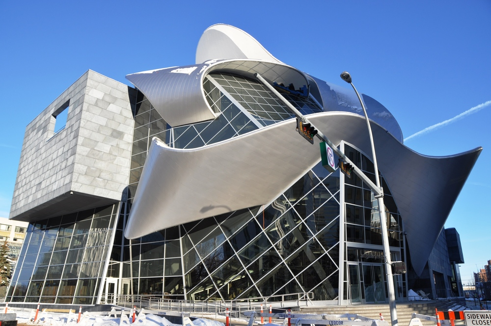 Art Gallery of Alberta, Edmonton AB CANADA