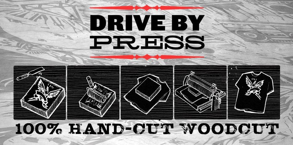 DRIVE BY PRESS