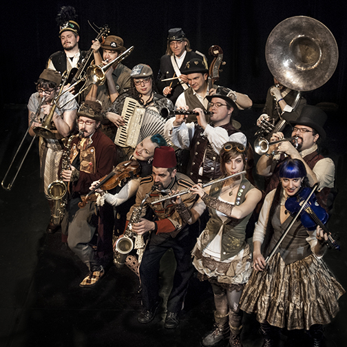 5:30-6:00 Emperor norton's stationary marching band