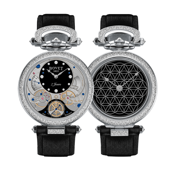 LADY BOVET TIMEPIECE