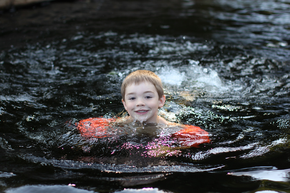Lou swimming.JPG