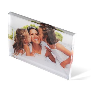 5x7 Acrylic Block $150