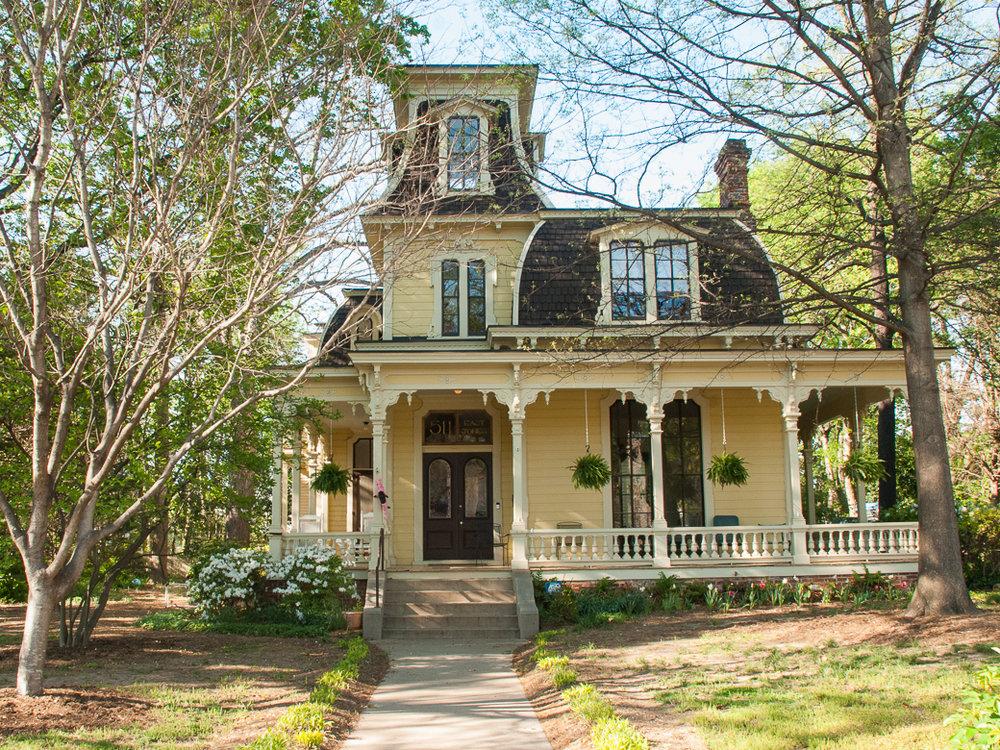 Photo Courtesy of  Historic Oakwood