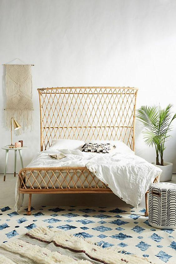 This bed is a dream.  We would love to see this bed every single morning, and pretend we are on vacation forever.  The end.