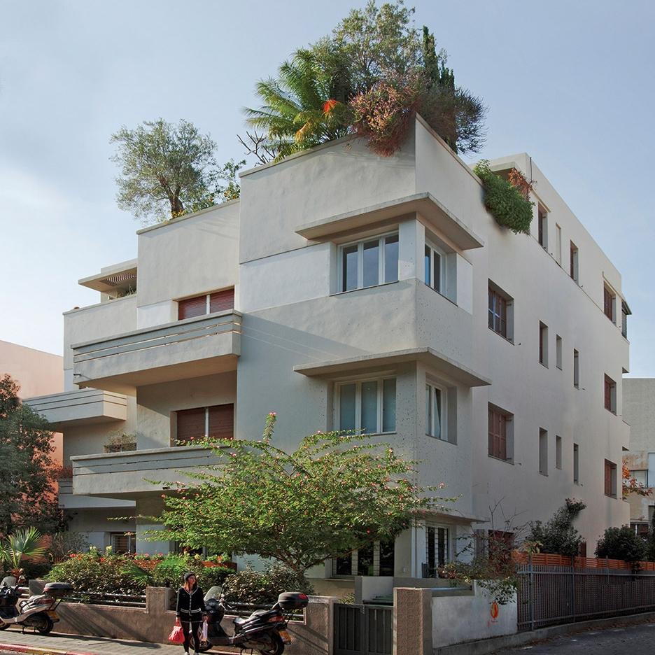 ARCHITECTURE 101 - Tel Aviv, the