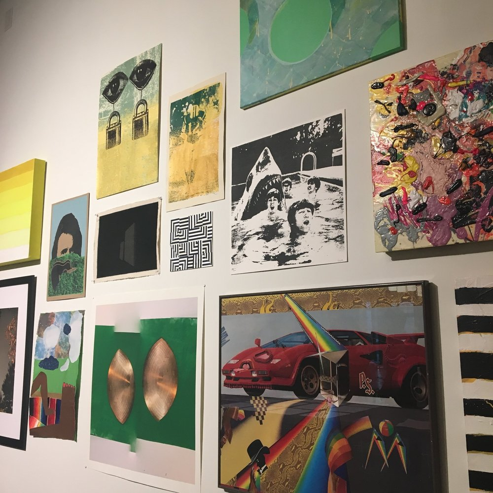 ART HAPPENING - Light|Art Design's Summer Show | 7.5.18