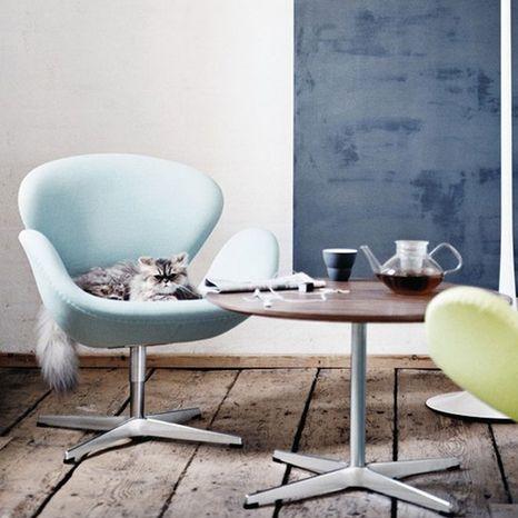 FURNITURE 101 - The Swan Chair | 5.9.18