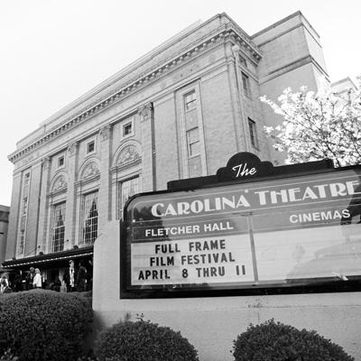 FULL FRAME FILM FESTIVAL - with Harrison Haynes | 4.25.18